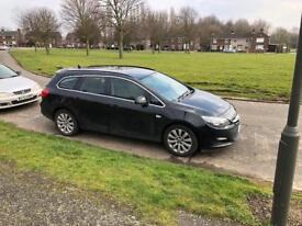 Vauxhall Astra 1.7 ecoflex estate