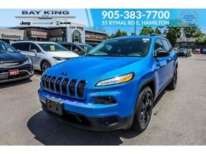 2018 Jeep Cherokee SPORT ALTITUDE, BACKUP CAM, BLUETOOTH, REMOTE