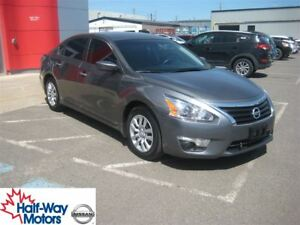 2015 Nissan Altima 2.5 S   Nicely Appointed!