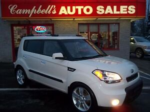 2010 Kia Soul 2.0L 4U SUNROOF!! HEATED SEATS!! 6SPD! CRUISE!! BL