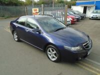 2004 54 HONDA ACCORD 2.2 I-CDTI EXECUTIVE ** FULL LEATHER NICE MILEAGE***