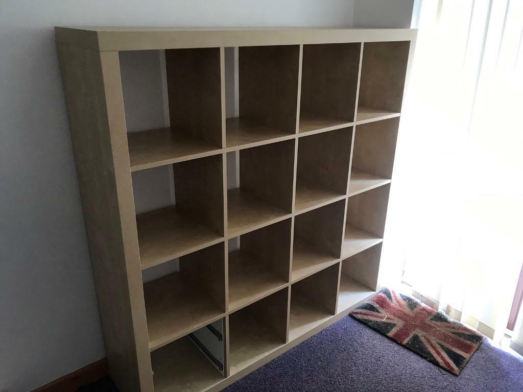 Ikea Kallax 4x4 Shelves Little Stoke