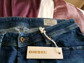 BRAND NEW MEN'S DIESEL JEANS