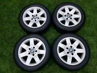 Alloys BMW 7J x 16""