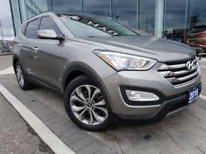 2016 Hyundai Santa Fe Sport 2.0T - LEATHER, PANORAMIC SUNROOF, A