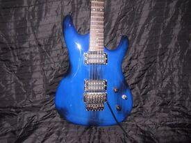 IBANEZ JS1000 IN BURNT BLUE-EXCELLENT NICK.DECENT OFFERS CONSIDERED
