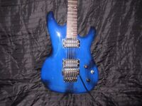 IBANEZ JS1000 IN BURNT BLUE-EXCELLENT NICK.DECENT OFFERS CONSIDERED