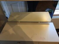 Dressing table with drawers! Ideal as a little project as few marks on it!