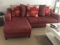 3 seater Chaise Lounge Sofa