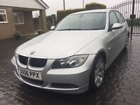 \\\ 06 BMW 320D SE DIESEL \\\ 1 OWNER FROM NEW FSH \\\ ONLY £3499 ,,