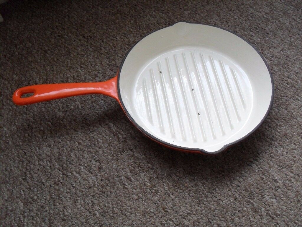 Cast Iron Frying Pan/Griddle