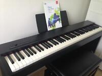 Piano Teacher Tutor Lessons Paddington, Edgware Road, Marble Arch, central London - ABRSM