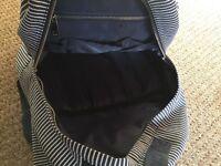 Jack Wills Striped Backpack- unused