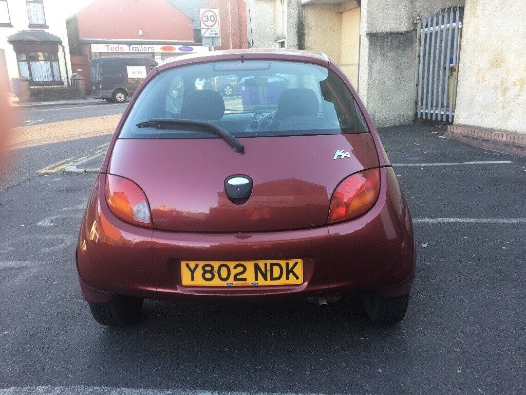 Ford Ka Collection  Full Mot Rust Free Superb Throughout