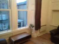 One bedroom furnished flat in Lytton Street, West End, Dundee