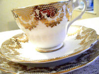 Large collection of quality vintage china perfect for a wedding, hotel, china hire business etc
