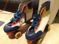 Genuine 80's Roller skates size 5/6