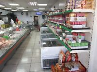 Halal Meat Shop for Sale in Ilford Lane