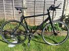 Boardman hybrid comp bike , size large