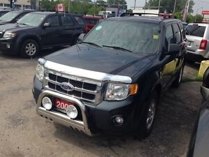 2008 Ford Escape XLT * POWER ROOF * LEATHER London Ontario image 2