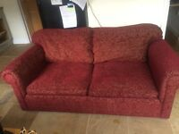 Laura Ashley 2seater Double Pullout Bed/Sofa