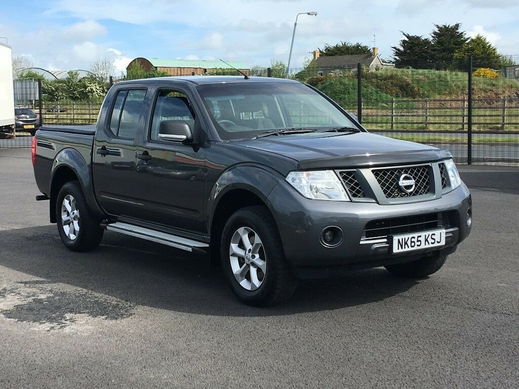 2015 NISSAN NAVARA DCI WITH ONLY 13000 MILES. LOTS OF EXTRAS. IMMACULATE PICK UP THROUGHOUT. NO VAT.