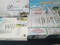 Wii hugeeee bundle