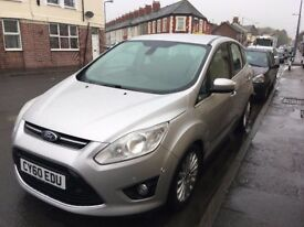 Ford C-Max Titanium - Low Milage, £30 tax, MOT until NOV 2018!!