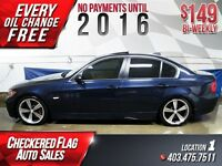 2007 BMW 335i W/ Heated Leather-Sunroof-AWD $149/BW!