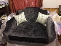 Snuggle chair/Small sofa for sale