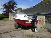 fishing/pleasure boat for sale