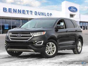 2016 Ford Edge SEL-HEATED LEATHER SEATS