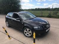 Audi A3 2.0 fsi sport 3dr petrol manual