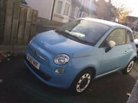 2013 Fiat 500 Colour Therapy 1.2 petrol Dmg