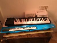 Alesis V49 Midi Controller Keyboard Hardly Used with packaging