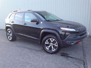 2014 Jeep Cherokee Trailhawk +Navigation+