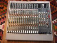 Allen & Heath GS3/Thatched Cottage Audio S2 - vintage 16 channel mixing desk