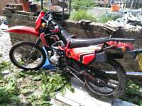 Motorbike 50