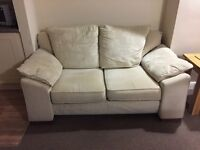 2 Seater Sofa for Sale - £60 - Excellent Condition