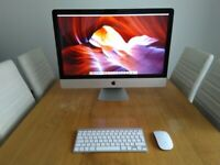 Fast iMac 27inch 2011 4Core i7 3.4GHz 16GB Mem 1TB HDD 240GB SSD 1GB Graphics - CAN DELIVER