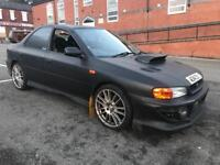 SUBARU IMPREZA UK TURBO PX CONSIDERED