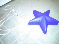 Ikea Blue Star Nightlight £7
