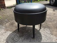 Retro Pouffe - Retro Footstool