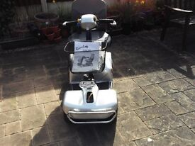 rascal 388 mid range mobility scooter,4 wheeled,4 mph pavement scooter.good condition.