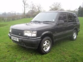 Range Rover 4.0 SE Low Mileage and good condition