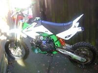 m2r racing 125 pit bike