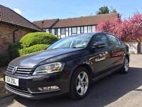Volkswagen Passat TDI BlueMotion Tech ( Start/Stop) 2011 ! £30 Tax ! Full S/H ! 1 Year MOT !
