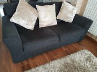 Next 3 piece sofa