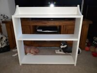 Wall shelf unit for baby room/young child