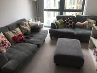 Dfs sofas and foot stall